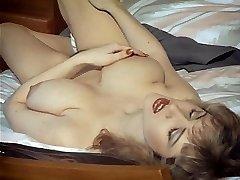 EROTIC Fantasizes - vintage British big boobs beauty taunts