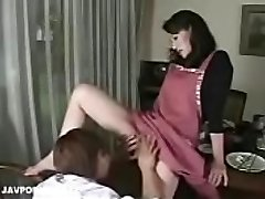 Japanese mature mummy wants son-in-law english subtitles