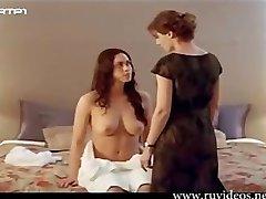 Duas Mulheres סקס scen