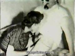 Mister Incognito gets Deep Dt (1950s Antique)