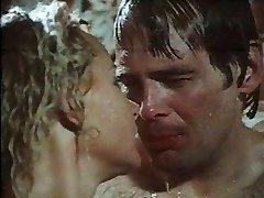 1970s movie vignette Hard Full Salute shower sex scene