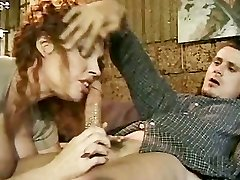 Retor MFF with Cougar Teddi Barrett and Female With Braces