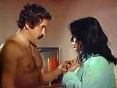 zerrin egeliler old Turkish sex erotic movie fucky-fucky scene unshaved