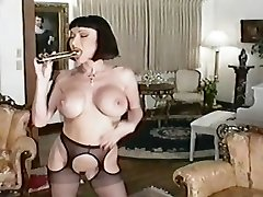 Madame Fatale And Her Faux-cock