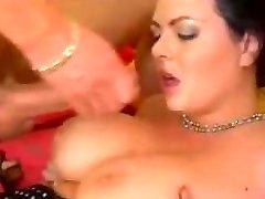 Fine Cumshots on Big Tits 38