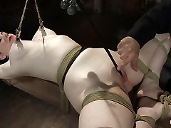 Sybil Hawthorne in Sybil Hawthorne: Retro Cutie Loves Anguish To Get Off - Hogtied