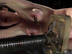 Sybil Hawthorne in Sybil Hawthorne: Retro Hottie Luvs Agony To Get Off - HogTied