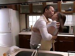 Crazy Japanese slut in Mischievous Mature, Suck Off JAV video