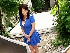 Fabulous Asian girl in Incredible Enormous Tits, Mature JAV scene