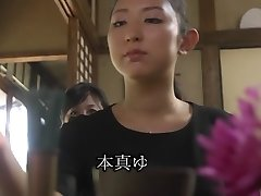 Best Japanese girl in Horny Lesbian, HD JAV sequence