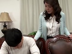 Amazing Japanese chick in Super-naughty Mature, HD JAV video