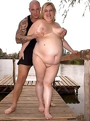 Bootylicious BBW Amanda fucking her beau in every position imaginable until he is weakened