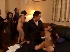 Fabulous Chinese slut Aoi Mikuriya, Chloe Fujisaki in Hottest BDSM, Diminutive Tits JAV flick