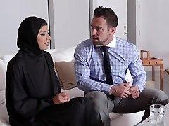 TeenPies - Hot Muslim Teenage Screwed And Creampied