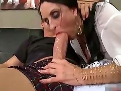 Hot Grannies Deep-throating Dicks Compilation 3