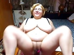 Mature with fat fun bags