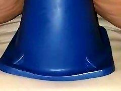 Big Blue Toy Insert