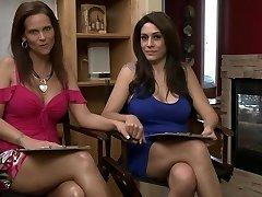 Raylene and Aryana Augustine Lesbian Escapade