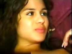 Indian Girl Screwed Stiff by Brazilian Man