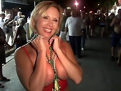 Outstanding pornstar in horny voyeur, group sex porn clip