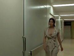 Incredible Chinese chick Yuna Shiina in Amazing Nurse, Big Bra-stuffers JAV vignette