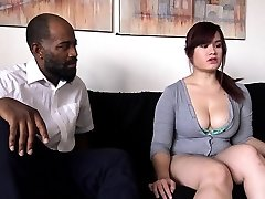 Edible sandy-haired with big boobs fucked outdoors