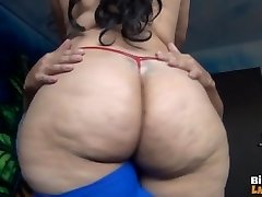 LATINA Ravages LIDDLE DICK PART 2