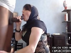 Subordinated Arab Wife Pleasing Her Husband