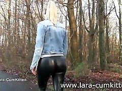 Stretch Pants Walk