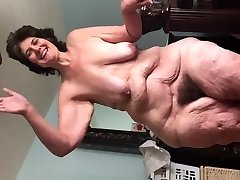 Waving Naked and Hairy