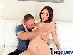 Hard dick for curvy Carmen Capri
