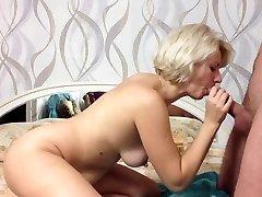 homemade, wonderful mature couple in a super-fucking-hot clip