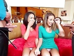 Daughter-in-law Swap- Daughters Learn Sex From Dad's Best Friend