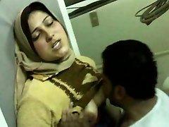 egyptian doctor having lovemaking