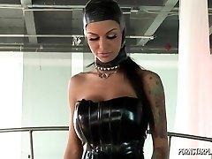 Angelina Valentine in Dominance of Veronica