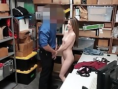Shoplyfter - Pregnant Teen Disciplined And Fucked For Stealing