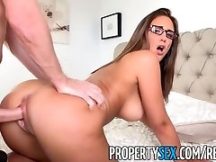 PropertySex - Boat captain fucks great real estate agent at condo showing