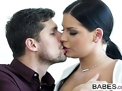 Babes - Office Obsession - Deepthroating My Cover