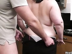 Spouse caught cheating with fat bitch