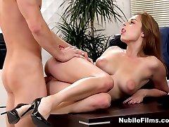 Antonia Sainz in Biz Or Sheer Pleasure - NubileFilms
