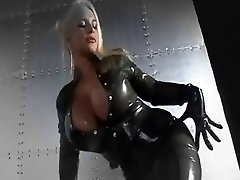 Beautiful latex covered tits and faces  music flick