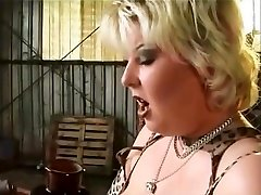 chubby honey well fucked and taking a facial cumshot