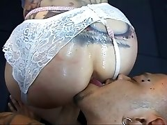Stud ass licking and fucking dirty tramp