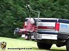 Auto Camper Fuck Machine - More Flicks WWW.FETISHRAW.COM