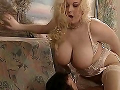 British Plus-size Kirsten Halborg anal ravaged face spunked