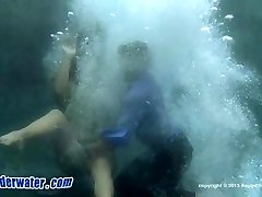 Underwater Dare ya Glob-In