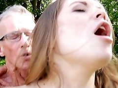 Big old boner smashes ultra-cute a very youthful sweet girl