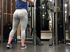 Two astounding white gym pawg sisters!! (Good-sized ASS)