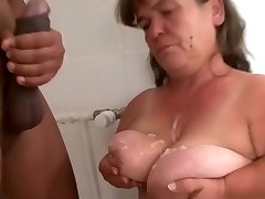 extreme small mature first-ever big black cock