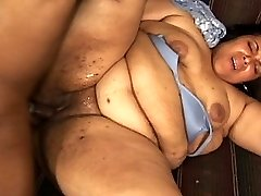 Rock Hard nailing for a big ass fattie